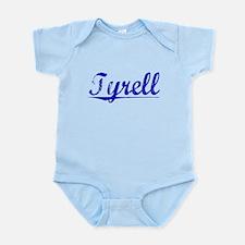 Tyrell, Blue, Aged Infant Bodysuit