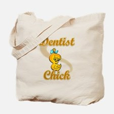 Dentist Chick #2 Tote Bag