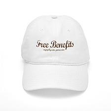 Friends with Benefits Baseball Cap