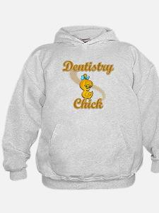 Dentistry Chick #2 Hoodie