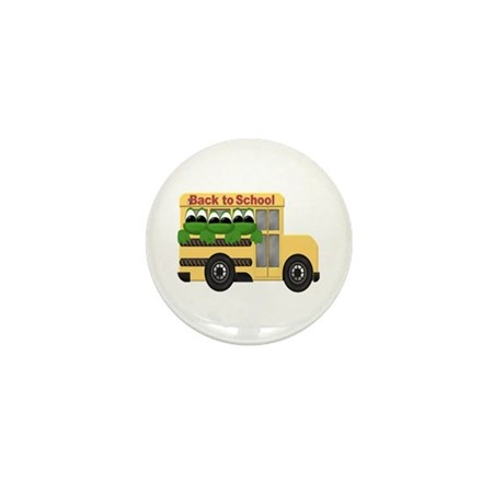 BACK TO SCHOOL Mini Button