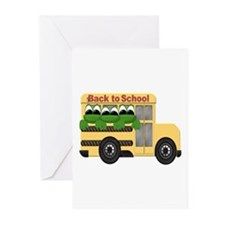 BACK TO SCHOOL Greeting Cards (Pk of 10)