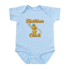 Dietitian Chick #2 Infant Bodysuit