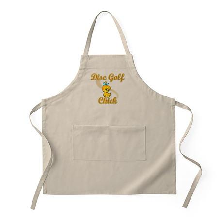 Disc Golf Chick #2 Apron