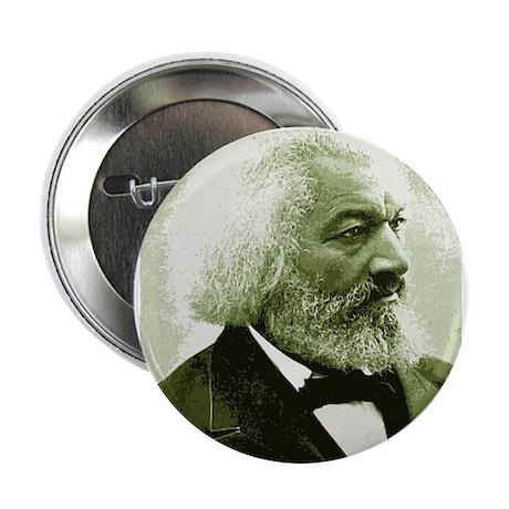 "Frederick Douglass ""Agitate!"" Button"
