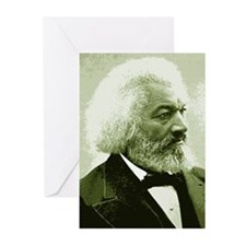 "Frederick Douglass ""Agitate!"" Greeting Cards (10)"