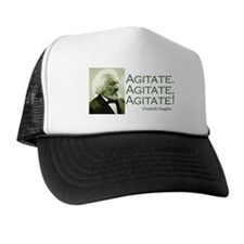 "Frederick Douglass ""Agitate!"" Trucker Hat"