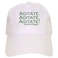 "Frederick Douglass ""Agitate!"" Baseball Cap"