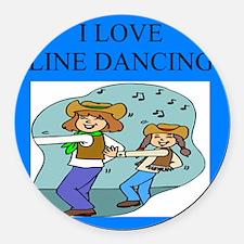 funny dance dancing joke line country music Round