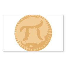 Pi Pie Decal