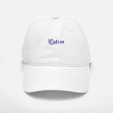 Watson, Blue, Aged Baseball Baseball Cap
