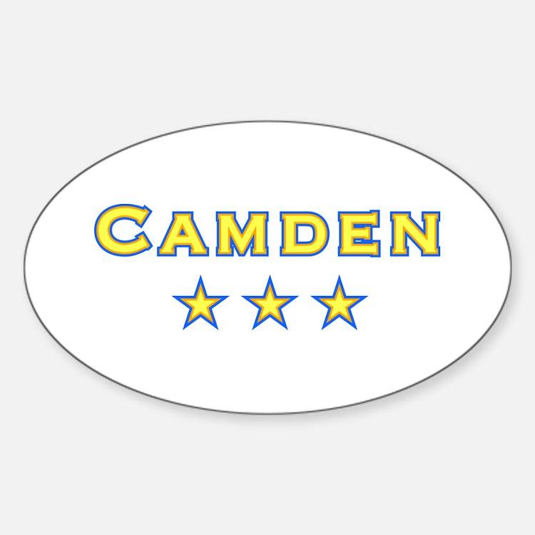 Camden Oval Decal
