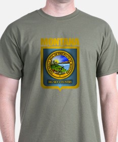 Montana Seal (back) T-Shirt