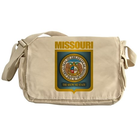 Missouri Gold Label Messenger Bag