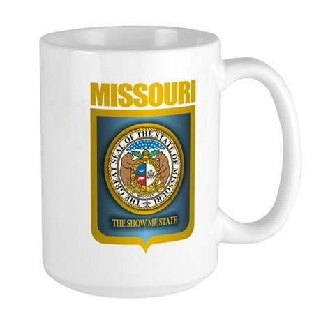 Missouri Gold Label Large Mug
