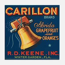 Carillon Tile Coaster