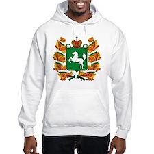 Tomsk Coat of Arms Hoodie