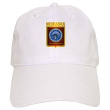 Nebraska Seal (back) Baseball Cap