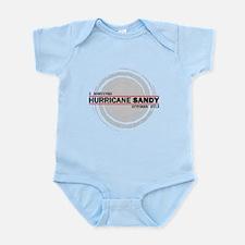 I Survived Hurricane Sandy Infant Bodysuit