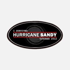 I Survived Hurricane Sandy Patches