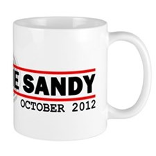 I Survived Hurricane Sandy Coffee Mug