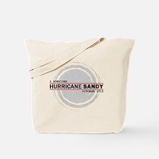 I Survived Hurricane Sandy Tote Bag