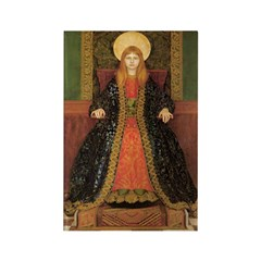 The Child Enthroned Magnets (10 pack)