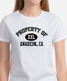 Property of ANAHEIM Tee