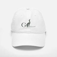 GreyhoundLogo Baseball Baseball Cap