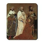 Richard II with his Patron Saints Mousepad
