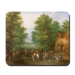 Country Inn Mousepad