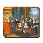 Sir Thomas More & Family 1593 Mousepad