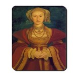Anne of Cleves Mousepad