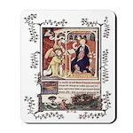 Medieval Psalter Mousepad