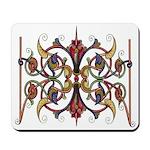 Medieval Beauty Mousepad