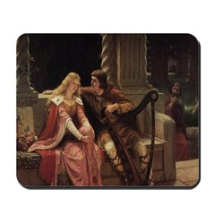 Tristan and Isolde Mousepad