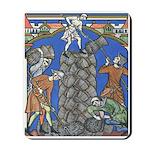 Medieval Farmers Mousepad