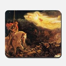 Sir Galahad Mousepad