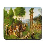 The Reign of Comus Mousepad