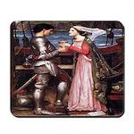 Tristan & Isolde Mousepad