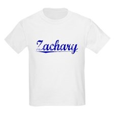 Zachary, Blue, Aged T-Shirt