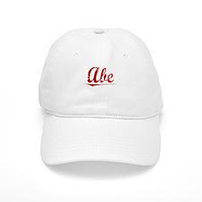 Abe, Vintage Red Baseball Cap
