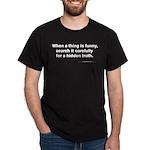 George Bernard Shaw Dark T-Shirt