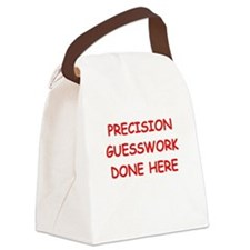 GUESSWORK Canvas Lunch Bag