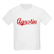 Agustin, Vintage Red T-Shirt