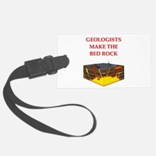 geology gifts Luggage Tag
