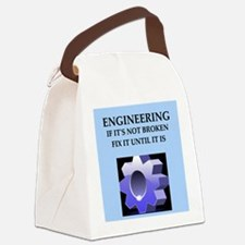 engineering gifts Canvas Lunch Bag