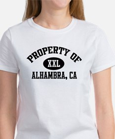 Property of ALHAMBRA Women's T-Shirt