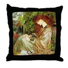 La Piade Throw Pillow