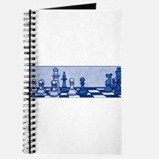 Chess: Study in Blue Journal